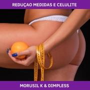 MORUSIL K & DIMPLESS - REDUTOR DE MEDIDAS E CELULITES