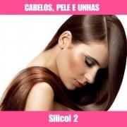 SILICOL 2 - CABELO, PELE, UNHAS