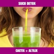 SUCO DETOX - ALTILIX & CACTIX