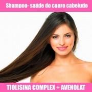 TIOLISINA COMPLEX E ASSOCIADOS - SHAMPOO ANTI CASPAS - 100ML