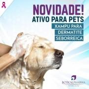 SHAMPOO PARA DERMATITE SEBORREICA EM CÃES - 200 ML