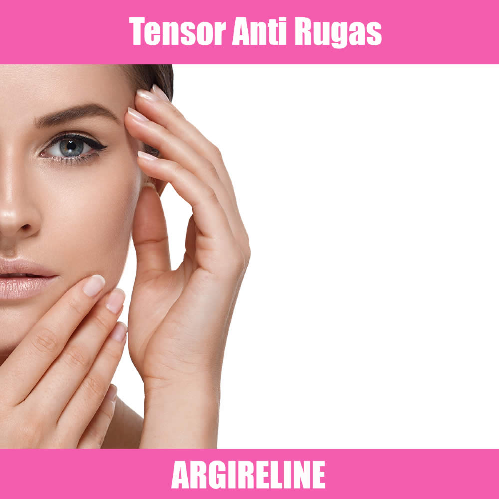 ARGIRELINE - TENSOR ANTI RUGAS