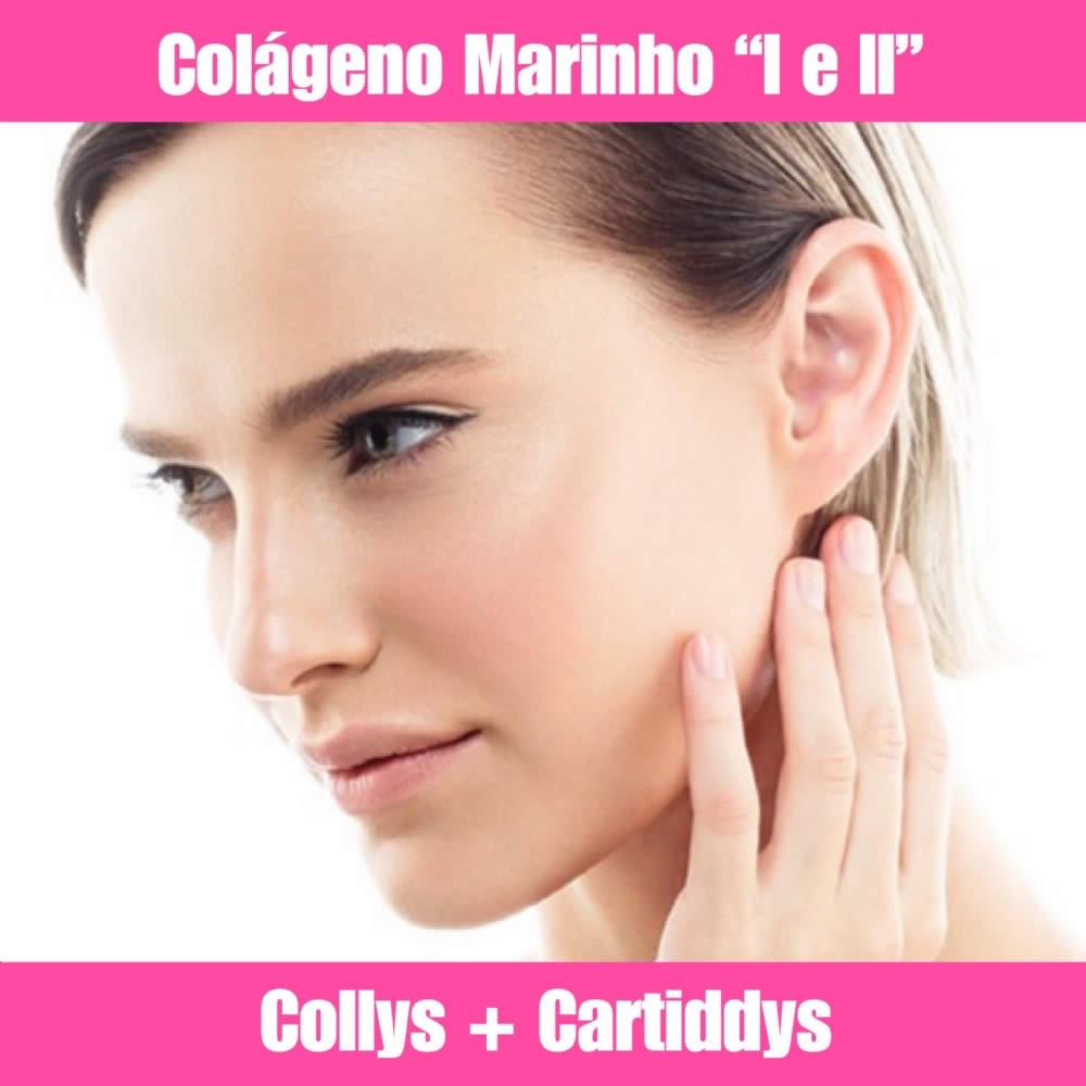 COLLYSS E CARTIDYSS - AUTO PREENCHEDOR CUTÂNEO E FLACIDEZ CORPORAL