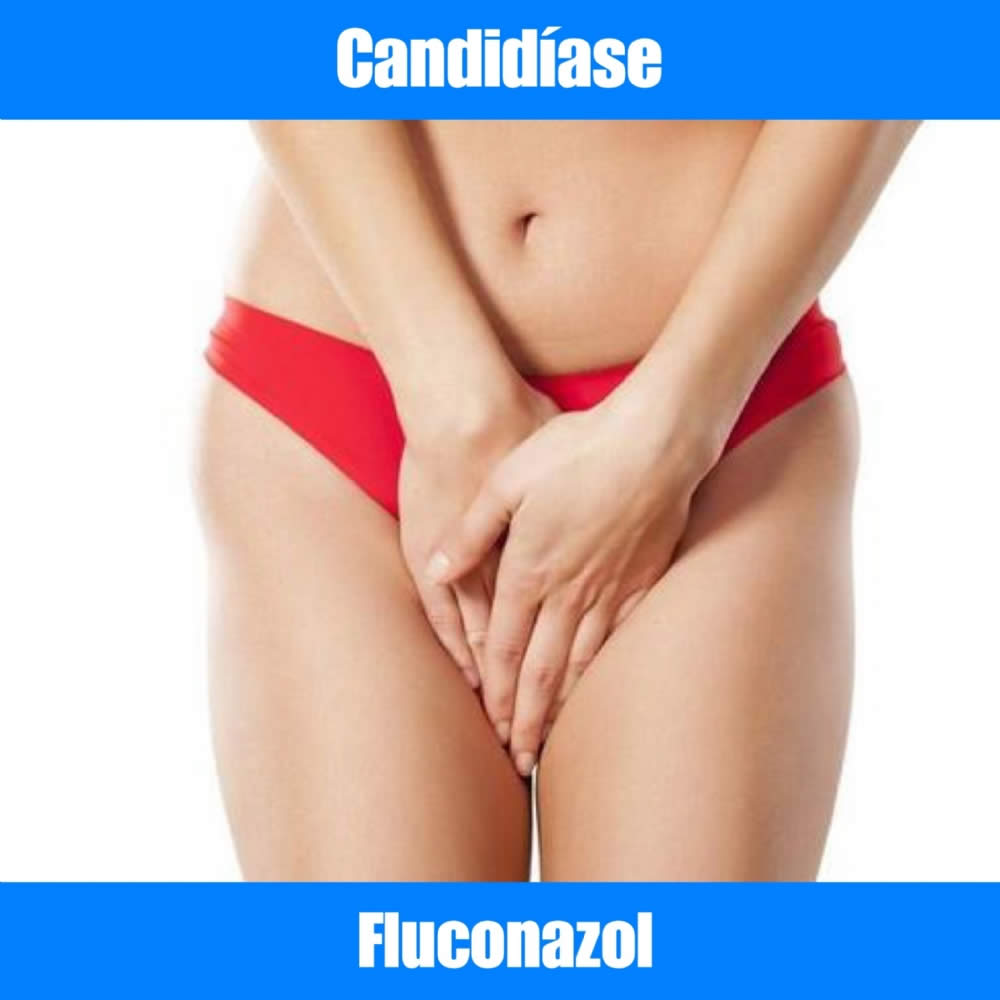 FLUCONAZOL - CANDIDÍASE