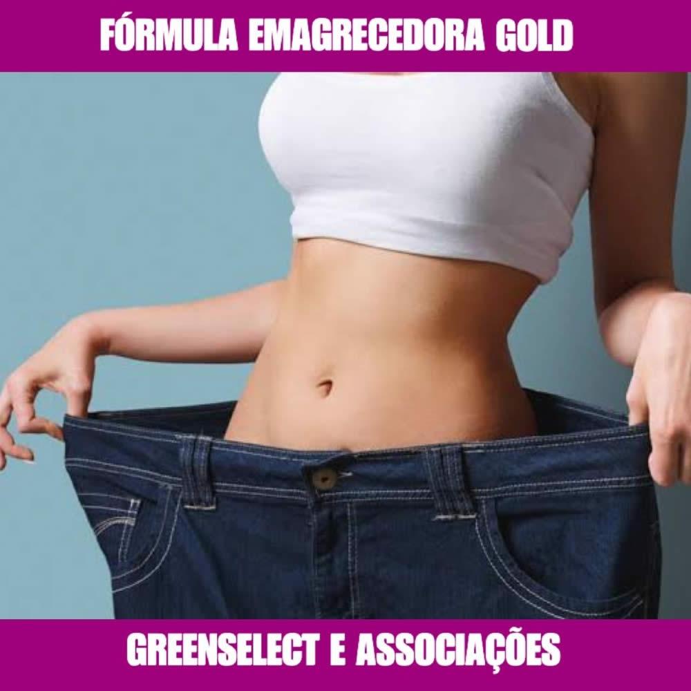 FÓRMULAEMAGRECEDORA GOLD
