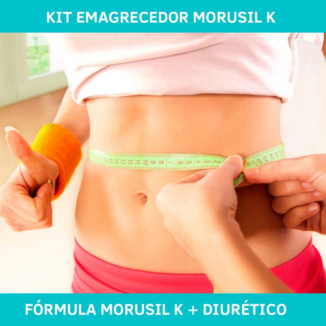 Kit Emagrecedor Morusil K