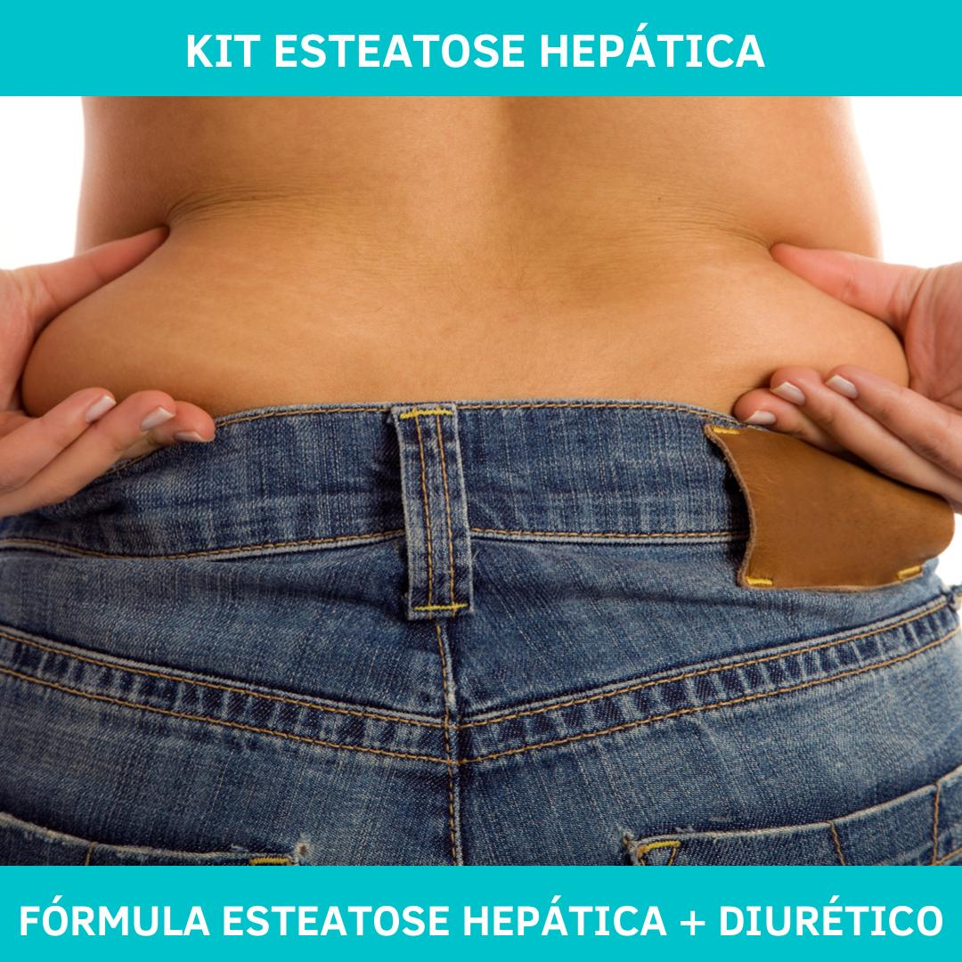 Kit Esteatose Hepática