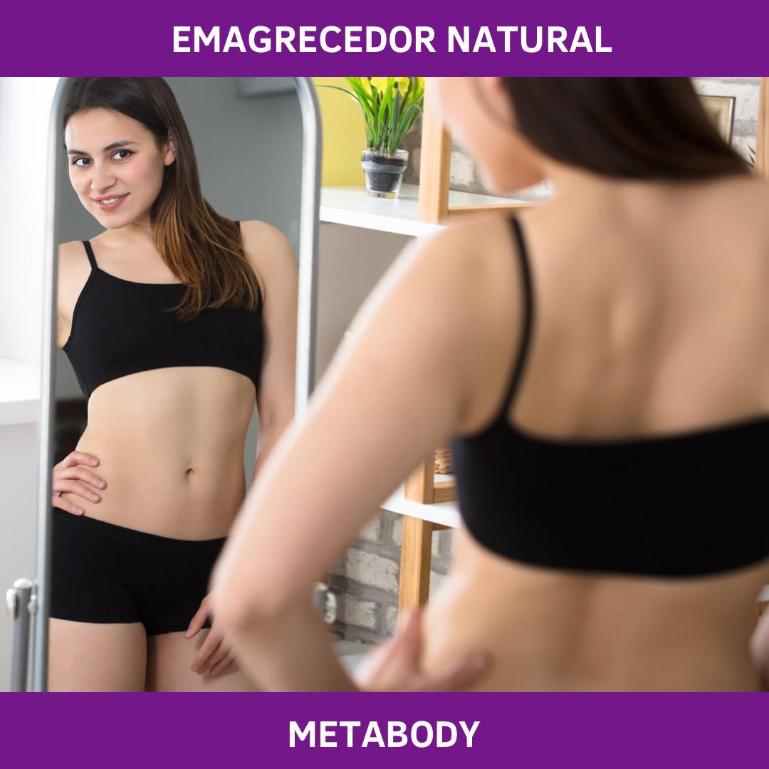 METABODY - EMAGRECEDOR