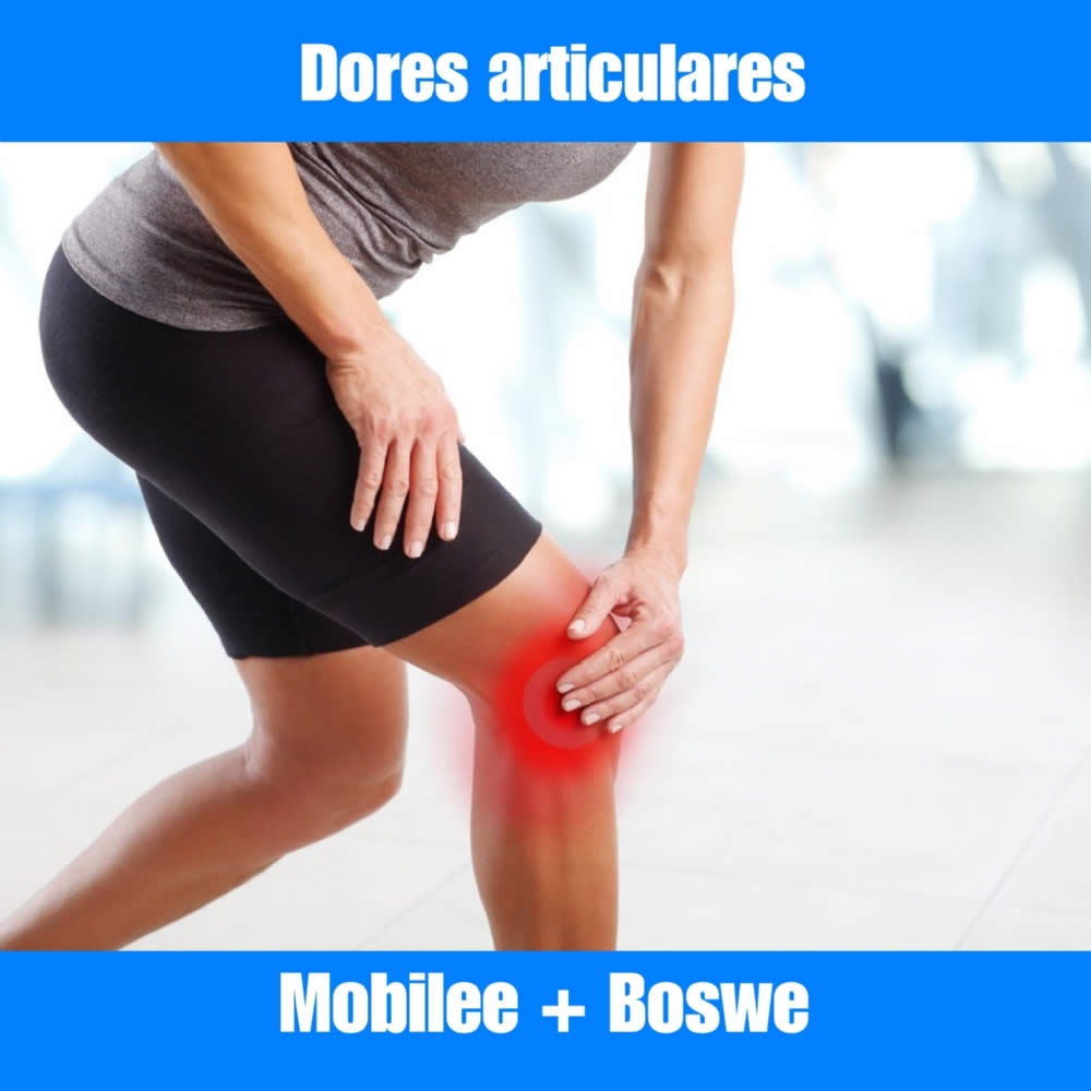 MOBILEE + BOSWE - DORES ARTICULARES