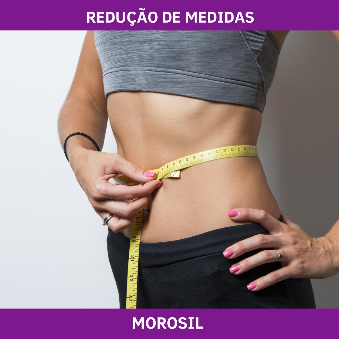 MOROSIL - REDUTOR DE MEDIDAS ABDOMINAL