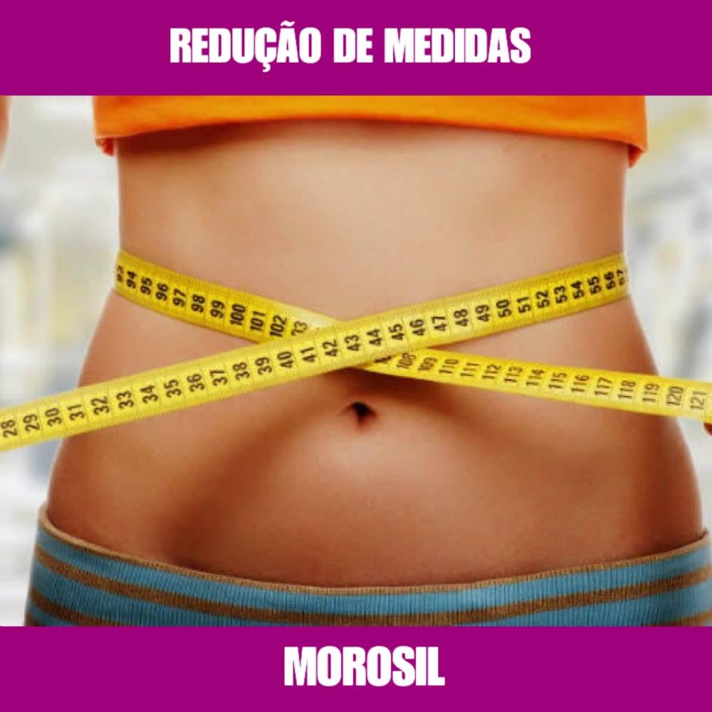 MOROSIL - REDUTOR DE MEDIDAS E GORDURA ABDOMINAL