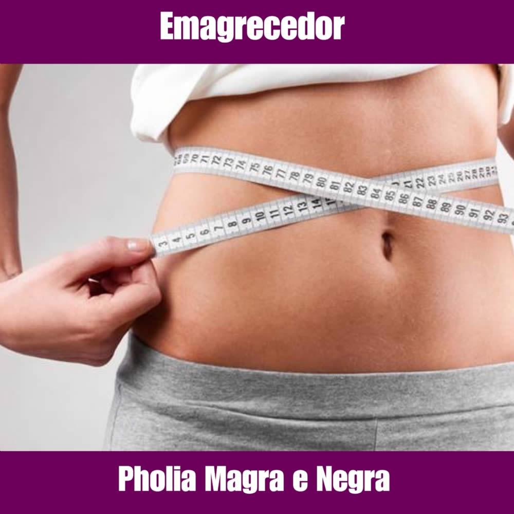 PHOLIA MAGRA E NEGRA - EMAGRECEDOR