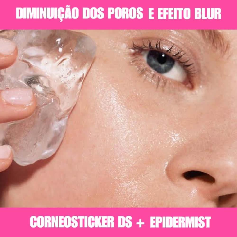 POROS DILATADOS - CORNEOSTICKER DS + EPIDERMIST - 30G