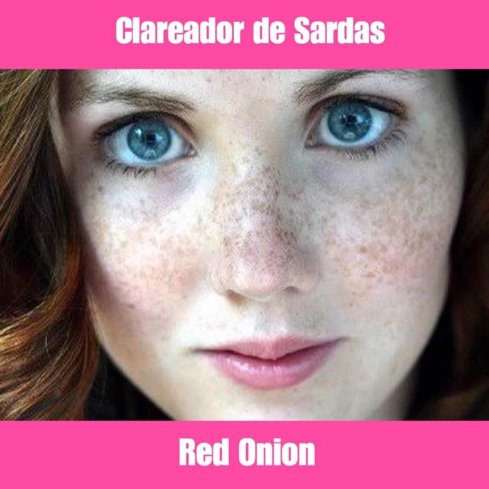 RED ONION - CLAREADOR DE SARDAS - 30G