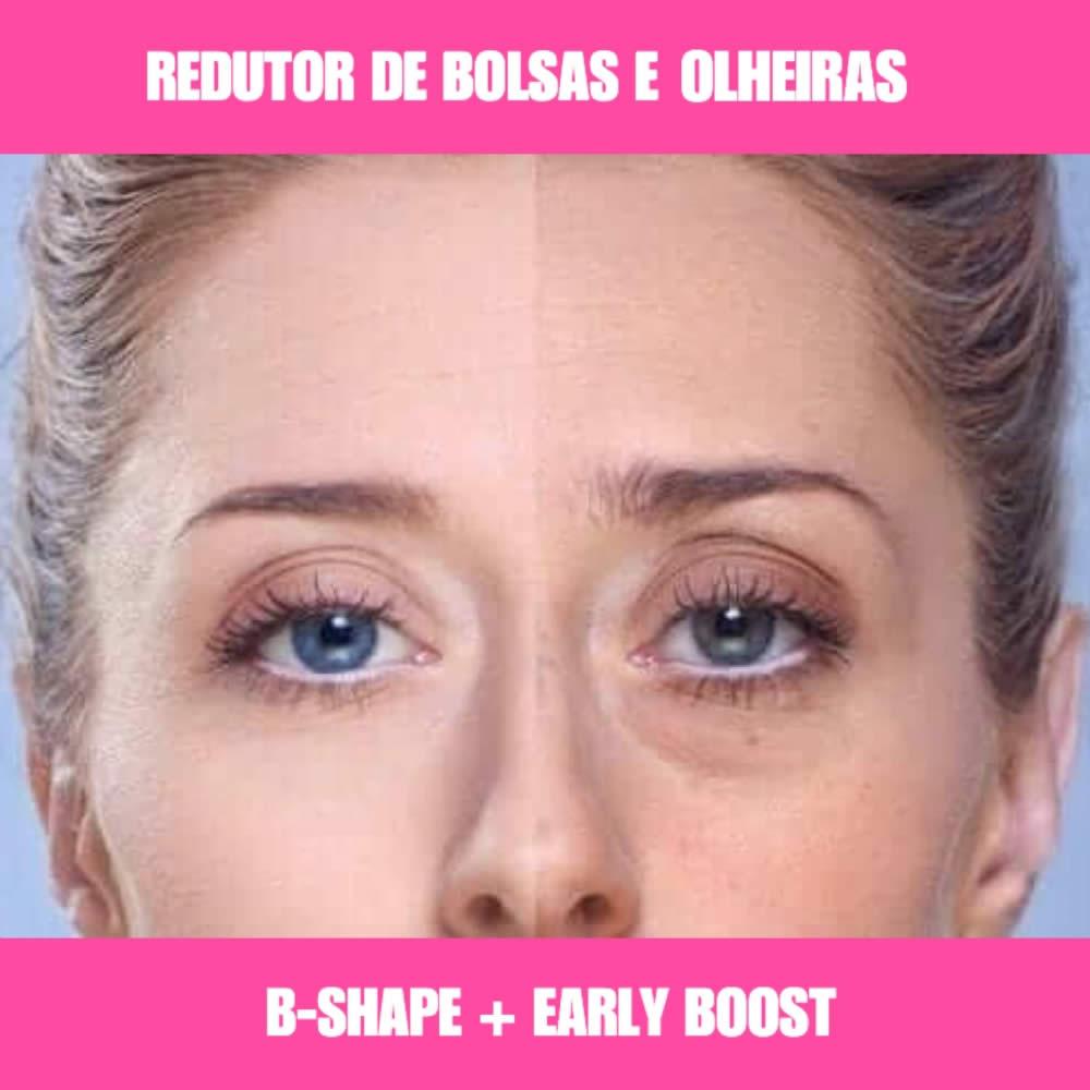 REDUTOR DE BOLSAS E OLHEIRAS - B-SHAPE E EARLY BOOST - 15G