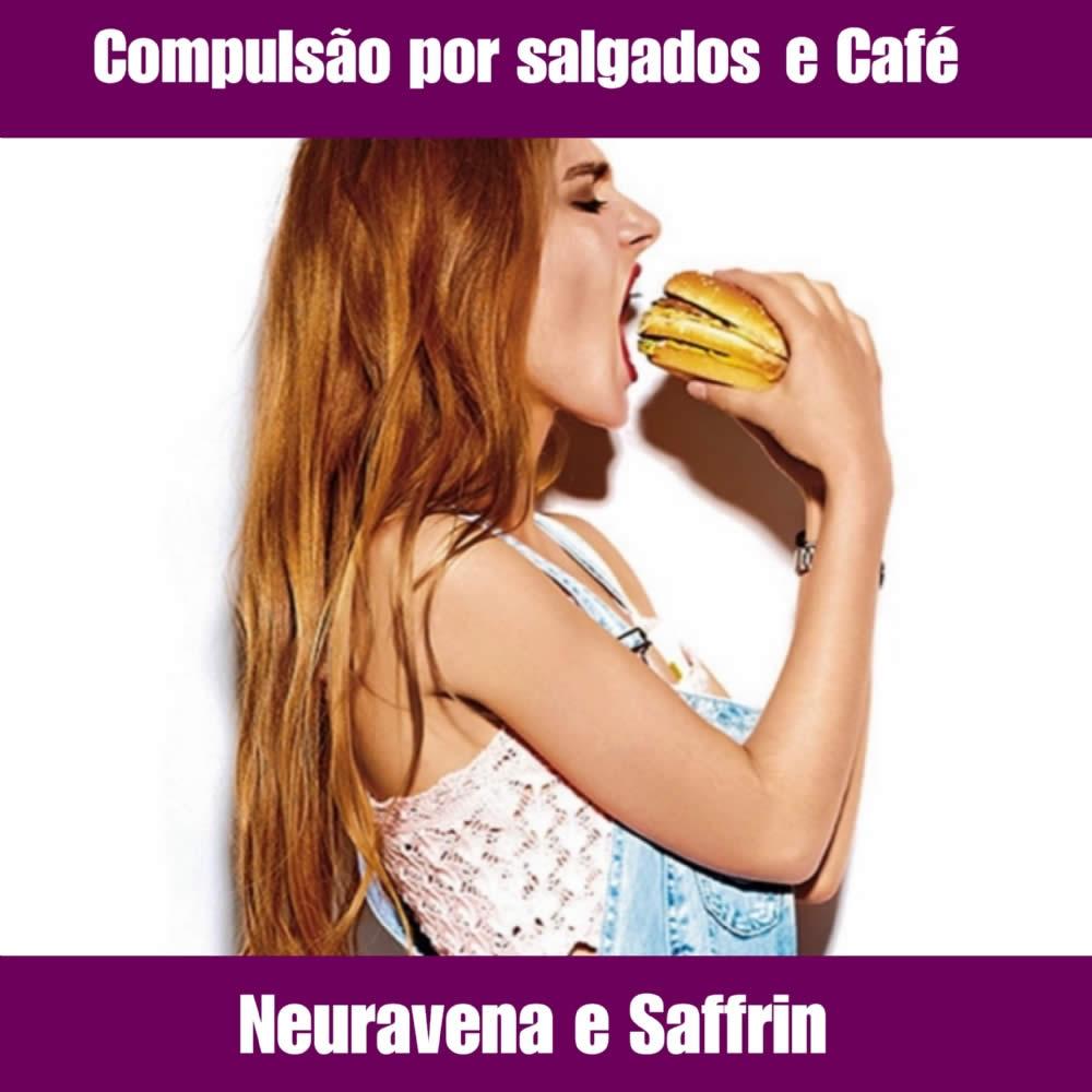 SAFFRIN & NEURAVENA - COMPULSÃO POR CAFÉ E SALGADOS