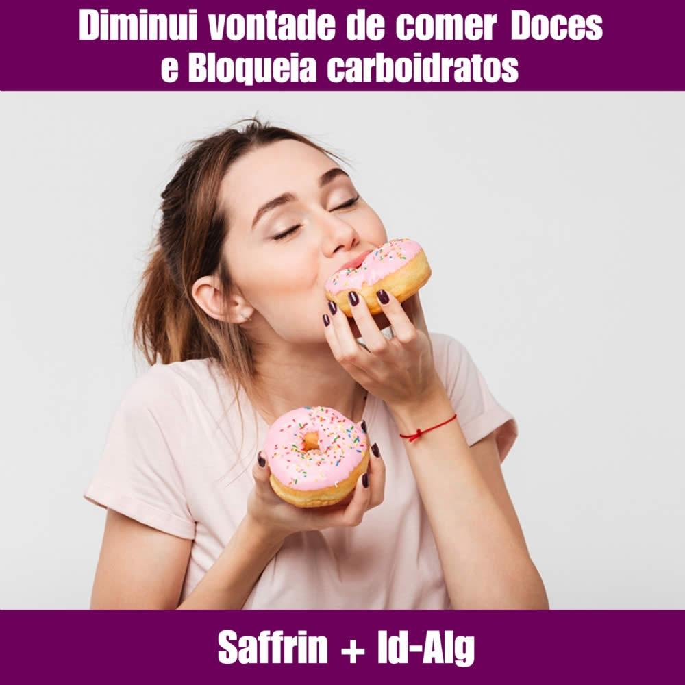 SAFFRIN & ID-ALG - SACIEDADE E BLOQUEADOR DE CARBOIDRATOS