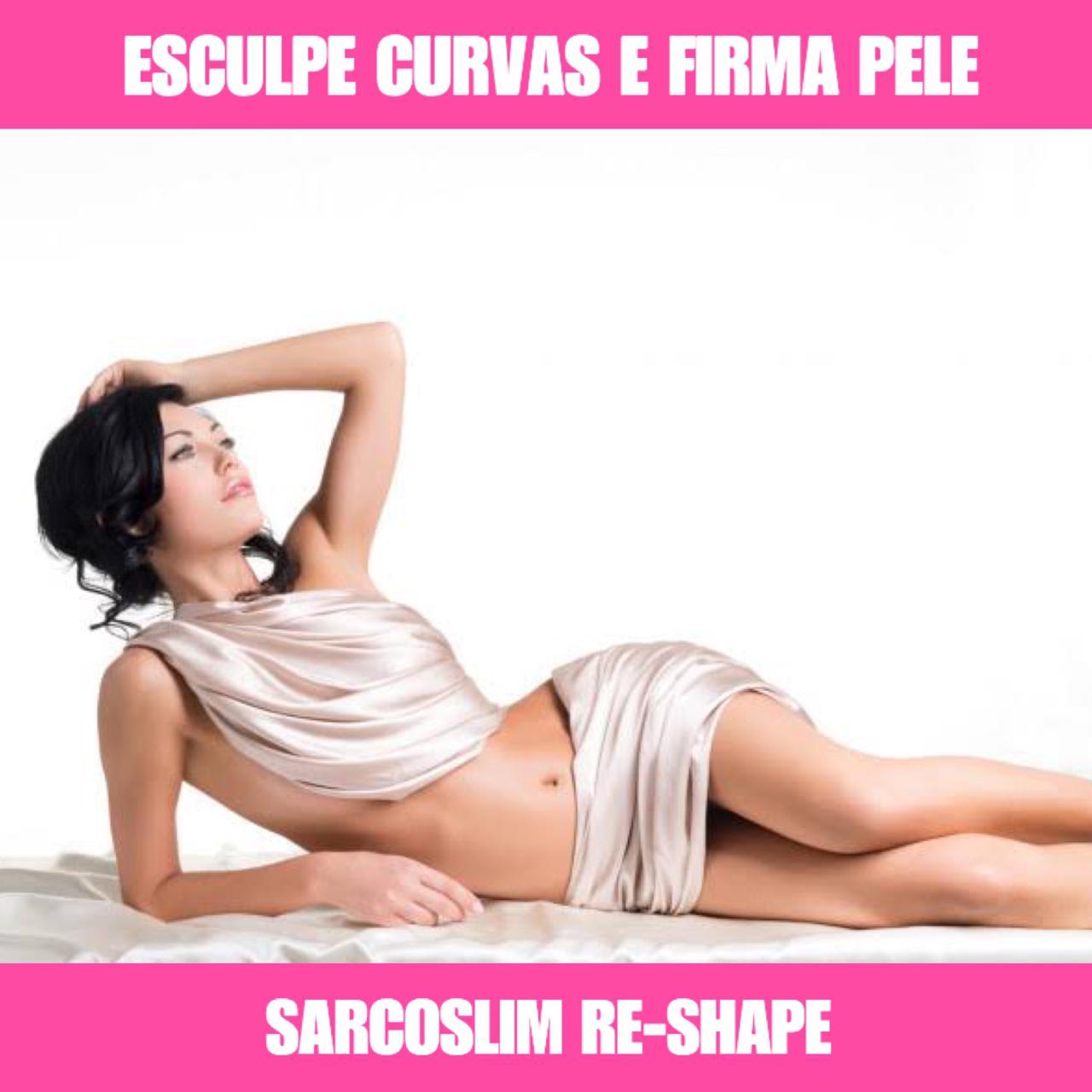SARCOSLIM RE-SHAPE - 100 G