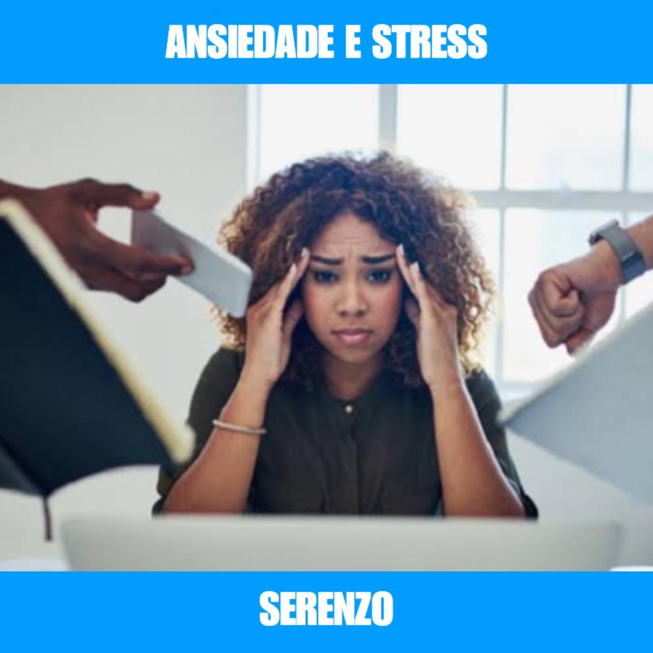 SERENZO - ANTI STRESS