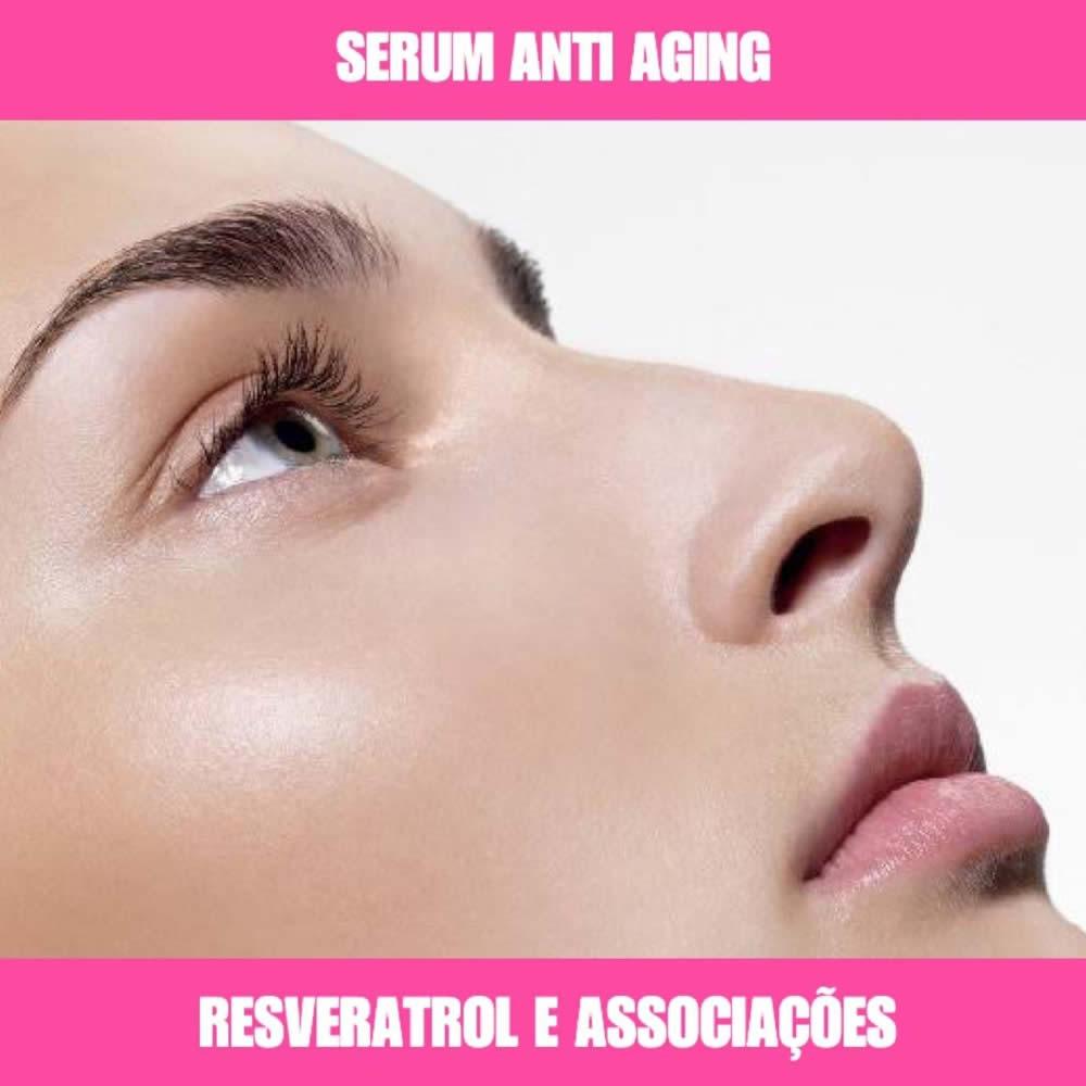 SERUM ANTI AGING COM RESVERATROL - 30G