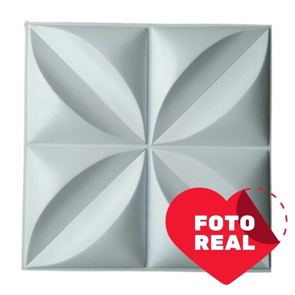 120 Placas Adesivas 3d Auto-colante 25x25 Imita Gesso