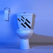 Adesivo de Banheiro Boombath