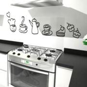 Adesivo de Cozinha Love