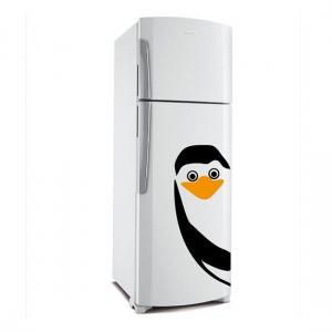 Adesivo de Geladeira Quadrilha Pinguim: Meliante 04