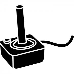Adesivo de Parede Atari