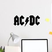 Adesivo de Parede Banda ACDC