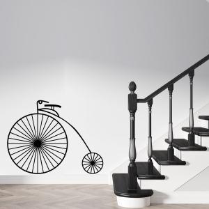 Adesivo de Parede Bicicleta Vintage