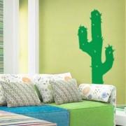 Adesivo de Parede Cactus