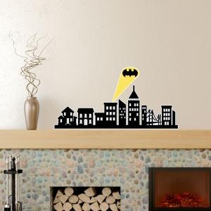 Adesivo de Parede Call Batman