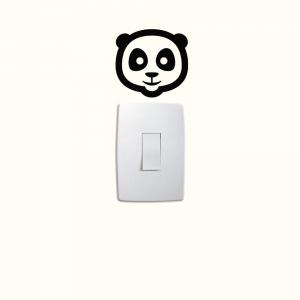Adesivo de Parede China Panda