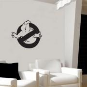 Adesivo de Parede Ghostbusters