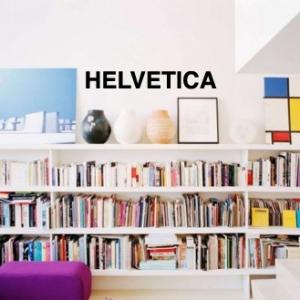 Adesivo de Parede Helvetica