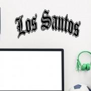Adesivo de Parede Los Santos