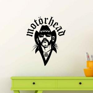 Adesivo de Parede Motorhead