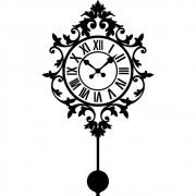Adesivo de Parede O`clock