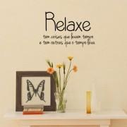 Adesivo de Parede Relaxe