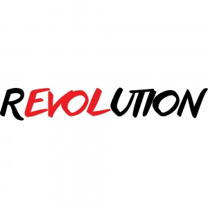 Adesivo de Parede Revolution Love