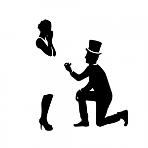 Adesivo de Parede The Proposal