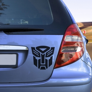 Adesivo para Carro Autobots