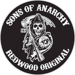 Adesivo para Carro Sons of Anarchy