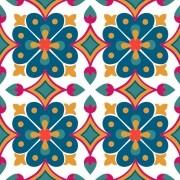 KIT Adesivos de Azulejos Colors