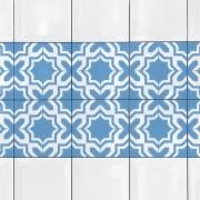 KIT Adesivos de Azulejos D`a?gua.