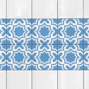 KIT Adesivos de Azulejos D`àgua.