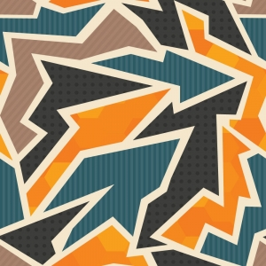 KIT Adesivos de Azulejos Moderninhos