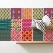 KIT Adesivos de Azulejos Old Colors