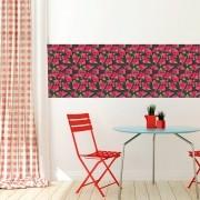 KIT Adesivos de Azulejos Papoulas Vermelhas